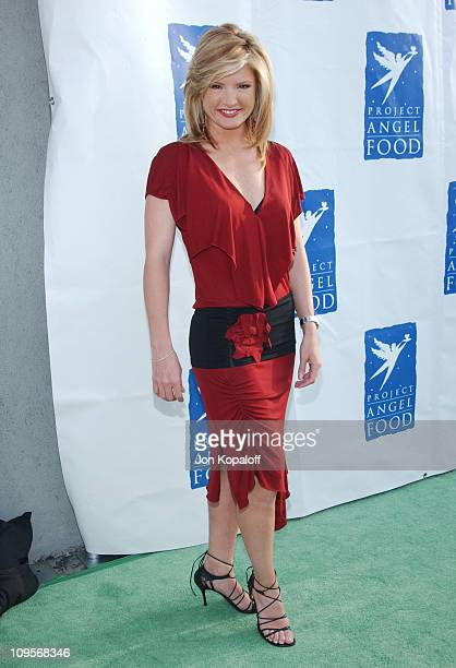 Dayna Devon during 11th Annual Angel Awards Hosted by Project Angel Food Arrivals at Project Angel Food in Hollywood California United States