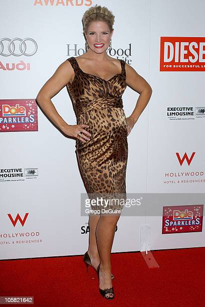 Dayna Devon during 2006 Hollywood Life Movieline Style Awards Arrivals at Pacific Design Center in West Hollywood California United States