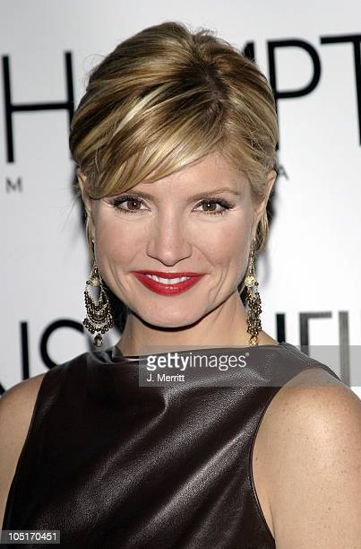 Dayna Devon during LA Confidential's Fall Fashion Emmy Issue Party at The Shelter Supper Club in West Hollywood California United States