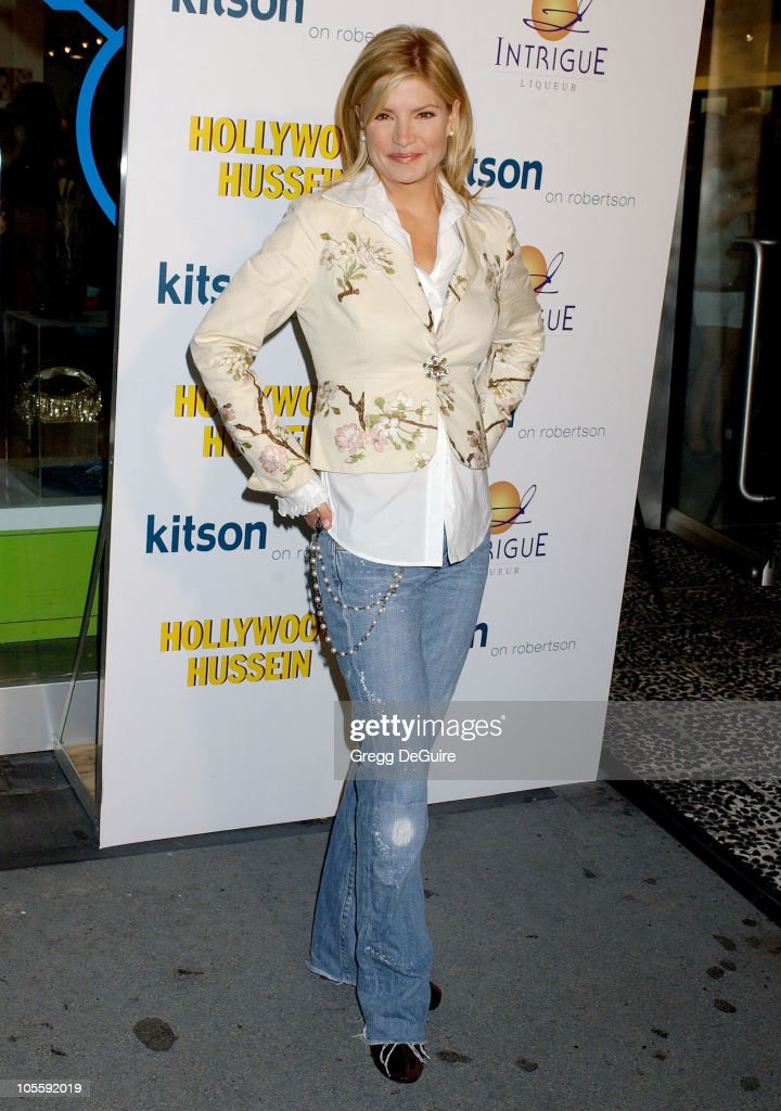 """Hollywood Hussein"" Book Party Hosted by Author Ken Baker : News Photo"