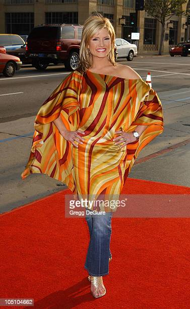 Dayna Devon during Identity Premiere at Grauman's Chinese Theatre in Hollywood California United States