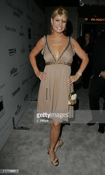 Dayna Devon during Movieline Hollywood Life's Hollywood Style Awards Red Carpet and Cocktail Party at Pacific Design Center in West Hollywood...