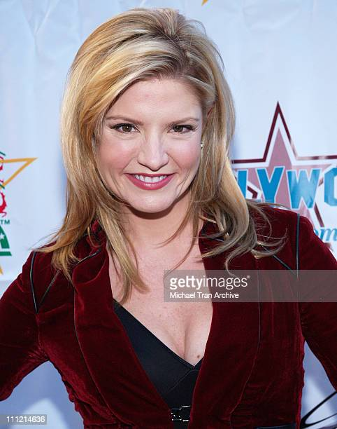 Dayna Devon during The 74th Annual Hollywood Christmas Parade Arrivals at Hollywood Roosevelt Hotel in Hollywood California United States