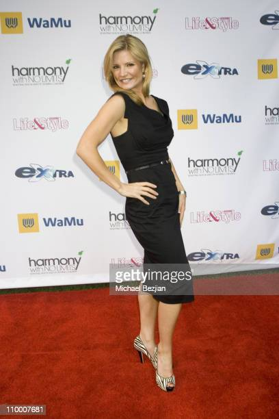 Dayna Devon during Washington Mutual Life Style Weekly and Extra Present the 2nd Annual Harmony with No Limits Gala Benefiting Deaf and Hard of...