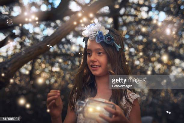 Days become magical when the fireflies come out to play