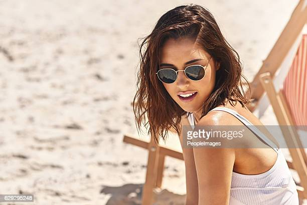 days like these were meant for the beach - sunglasses stock pictures, royalty-free photos & images