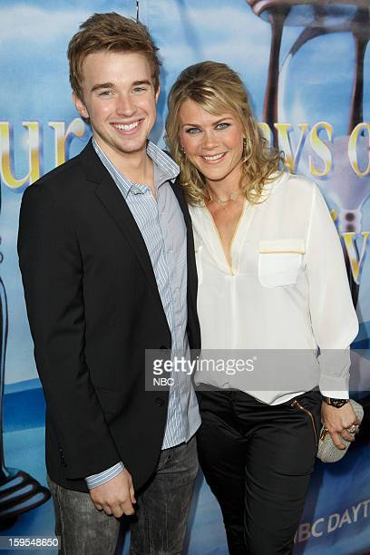 """Days of our Lives: A Coming Out Celebration"""" -- Pictured: Chandler Massey, Alison Sweeney --"""