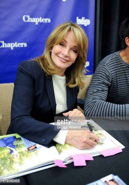 'Days Of Our Lives' cast member Deidre Hall attends the 'Days Of Our Lives Better Living' Cast Member Signing on March 18 2014 in Toronto Canada