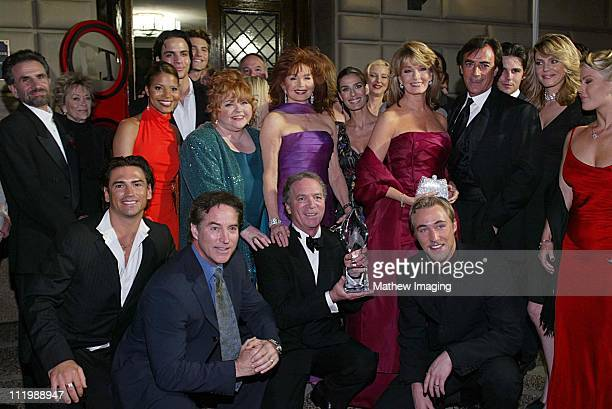 Days of Our Lives cast members during The 29th Annual People's Choice Awards at Pasadena Civic Auditorium in Pasadena CA United States
