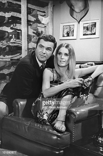 DAN AUGUST Days of Rage Aired on March 25 1971 BURT