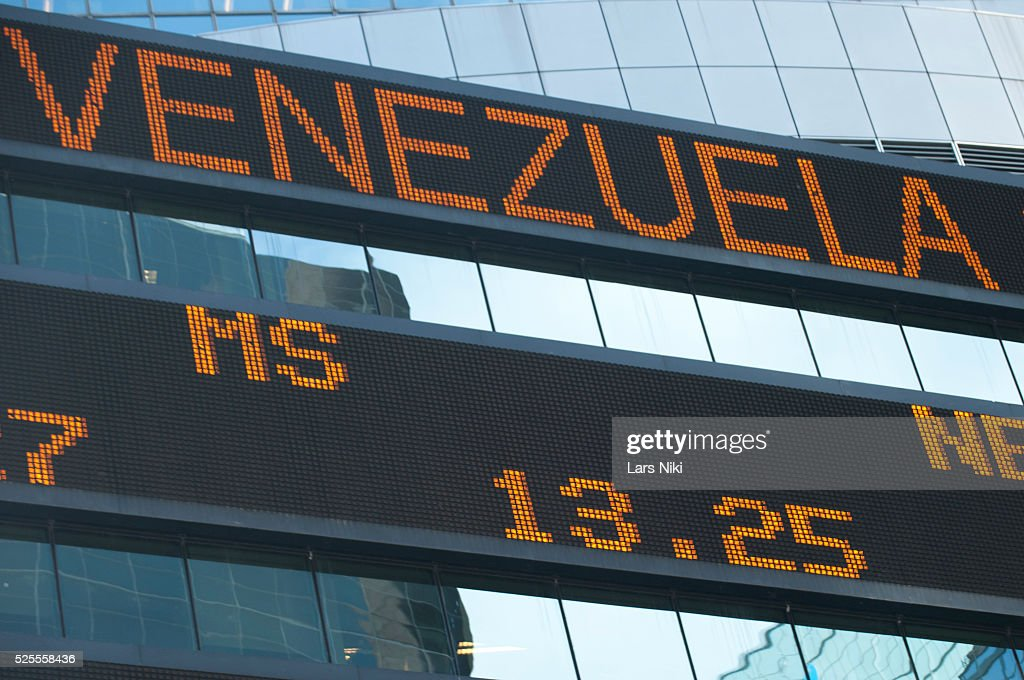 Daytime view of the closing stock price of Morgan Stanley on