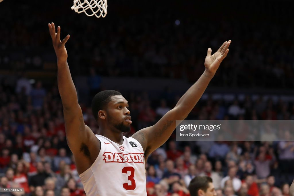 COLLEGE BASKETBALL: FEB 20 Saint Louis at Dayton : News Photo