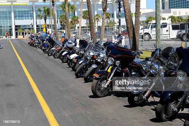 daytona beach florida motorcycle bike week - daytona bike week stock pictures, royalty-free photos & images