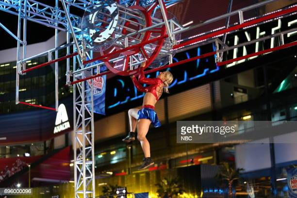 WARRIOR 'Daytona Beach Qualifier' Pictured Jessie Graff