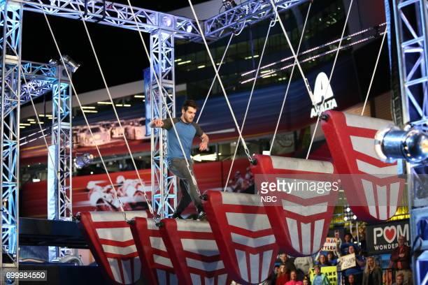 WARRIOR 'Daytona Beach Qualifier' Pictured Tyler Gillett