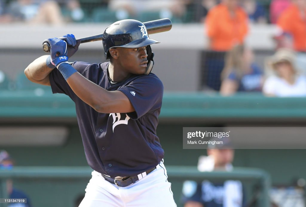 Atlanta Braves v Detroit Tigers : News Photo
