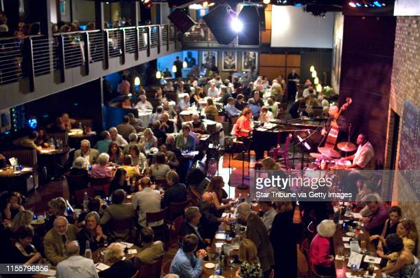 BREWSTER • dbrewster@startribunecom Sunday_9/23/07_Minneapolis LEIGH KAMMON TRIBUTE AT THE DAKOTA Jazz Club and Restaurant saw the gathering of...