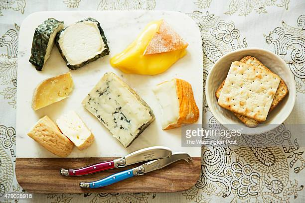 Cheese Board with local cheeses ID TK Tableware from Salt Sundry