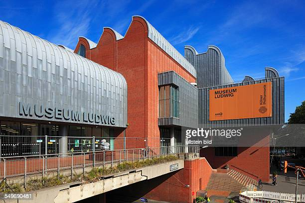 DCologne Museum Ludwig art museum