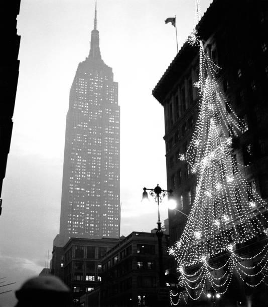Décorations de Noël à New York Pictures | Getty Images