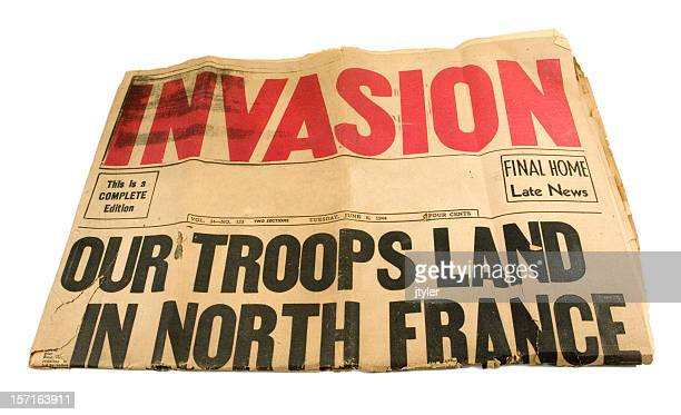 d-day - world war ii stock pictures, royalty-free photos & images