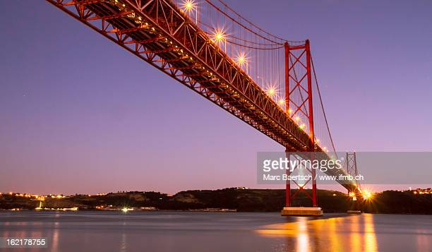 25 de Abril suspension Bridge