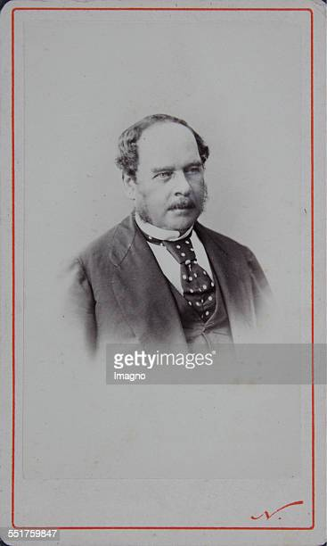 'M de Bany [Man with tie] ' About 1865 Photograph by Nadar / Paris Photograph