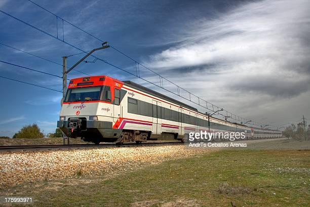 CONTENT] 447 de cercanías Renfe 447 series of Cercanias Renfe