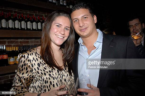 COUP de COEUR Celebrates the Holidays with Shopping and Cocktails at FELICE WINE BAR at FELICE Wine Bar 1166 First Ave on December 11 2007 in New...