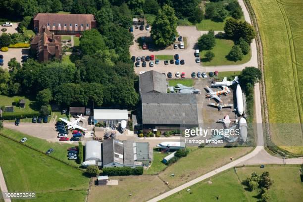 De Havilland Aircraft Museum, Salisbury Hall, London Colney, Hertfordshire, 2014. Artist Historic England Staff Photographer.