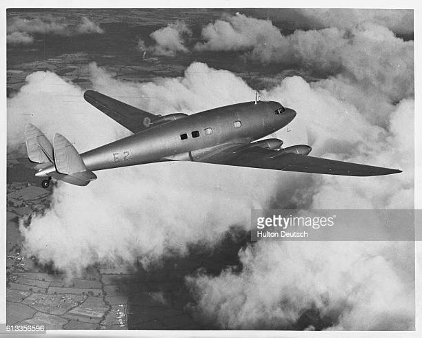 de Havilland DH91 Albatross for Imperial Airways