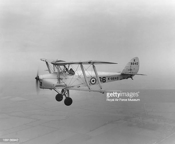 De Havilland Queen Bee of the Pilotless Aircraft Unit RAF Henlow 1938