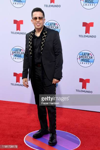 De La Ghetto attends the 2019 Latin American Music Awards at Dolby Theatre on October 17 2019 in Hollywood California