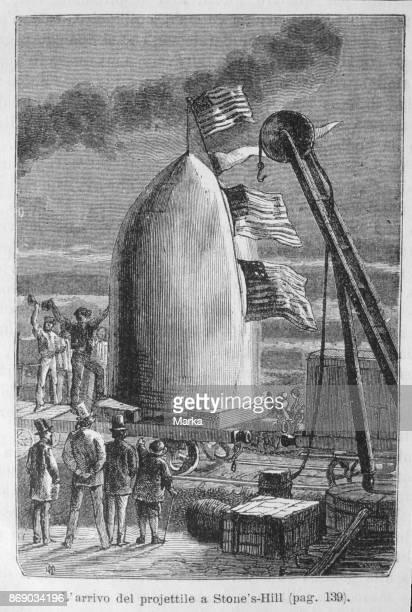 De La Terre_ La Lune Jules Verne
