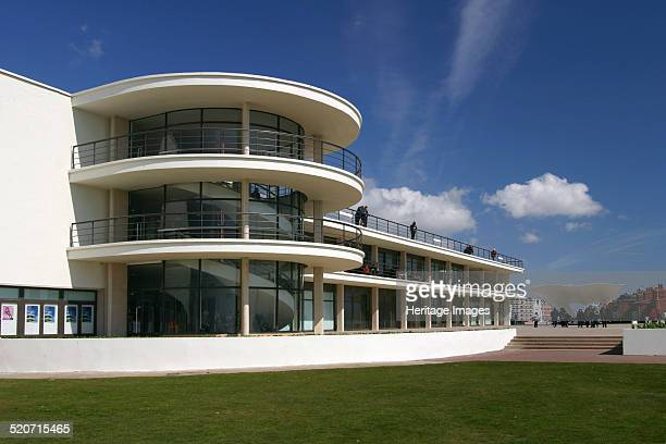 De La Warr Pavilion Bexhill on Sea East Sussex Completed in 1935 and the result of an architectural competition Bexhill's De La Warr Pavilion was the...