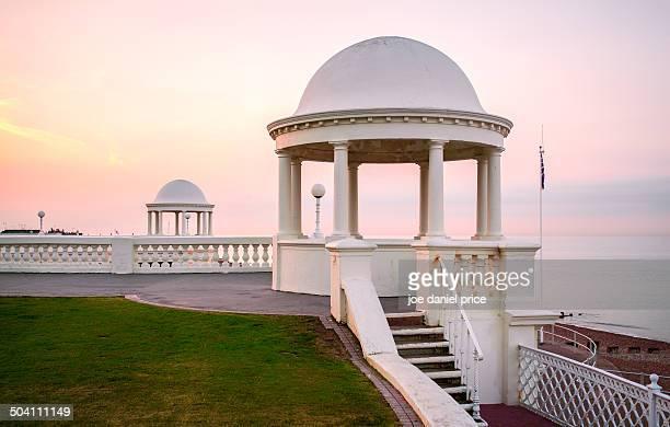 de la warr pavilion, bexhill on sea, sussex - pavilion stock photos and pictures