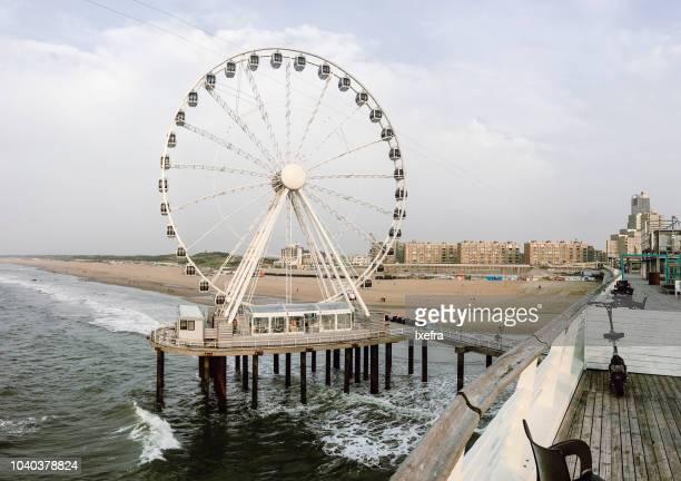 De Pier at Scheveningen, Den Haag, Netherlands