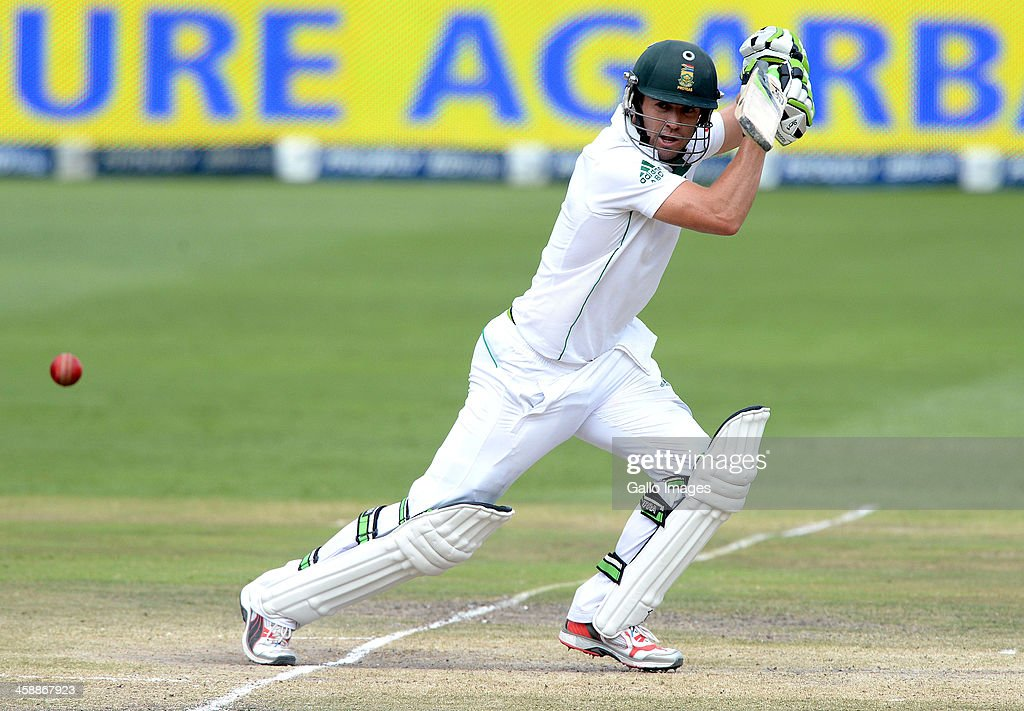 1st Test: South Africa v India, Day 5 : News Photo