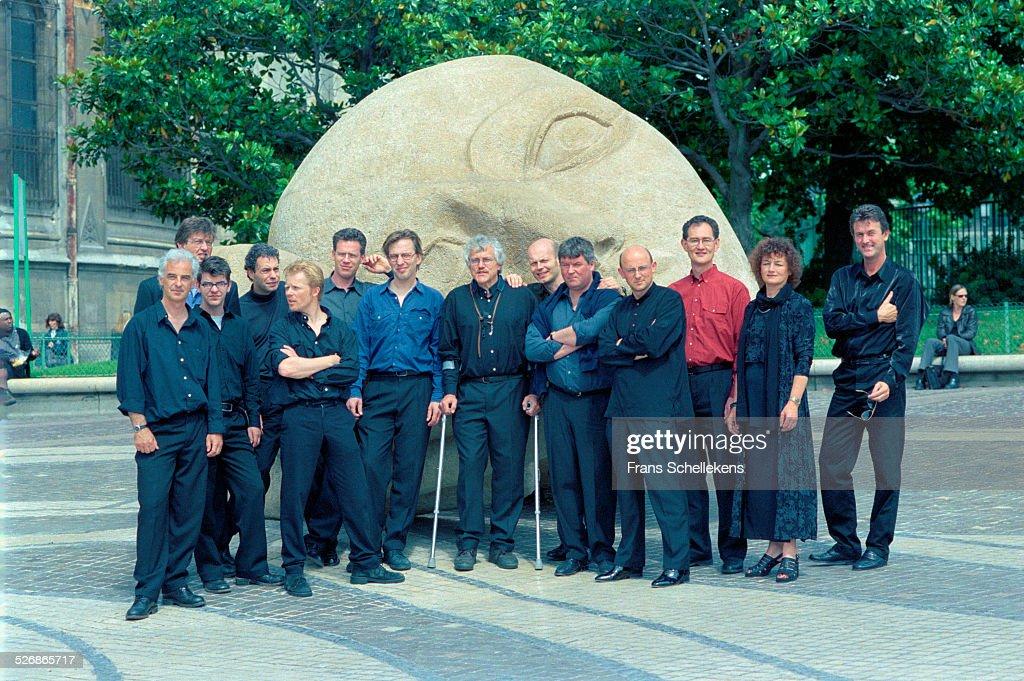 Orchestra De Volharding : Nieuwsfoto's