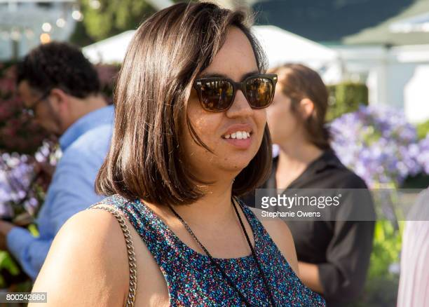 Dea Vazquez attends the Fast Track Happy Hour during the 2017 Los Angeles Film Festival on June 21 2017 in Culver City California