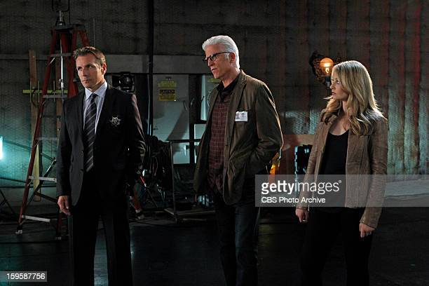 "Dead Air"" -- Detective Vartann , D.B. Russell and Morgan Brody investigate a local newsroom where an anchor was killed, on CSI: CRIME SCENE..."
