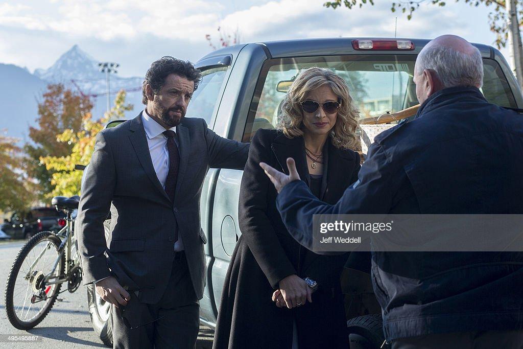 "ABC's ""Motive"" - Season Two : News Photo"