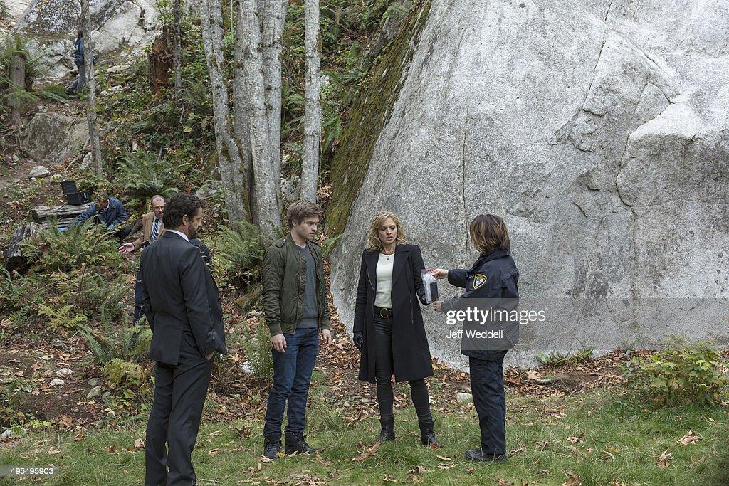 ABC's 'Motive' - Season Two : News Photo