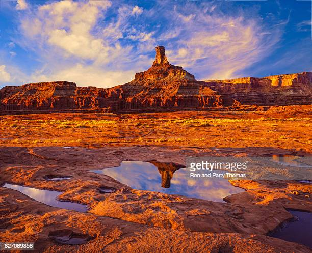 dead horse point state park from blm land, utah(p) - dead horse point state park stock pictures, royalty-free photos & images