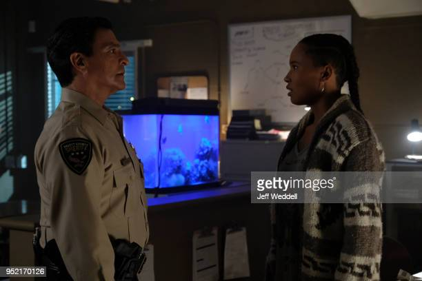 SIREN Dead in the Water When Ryn is taken in for questioning Maddie rushes to her rescue Meanwhile Ben and Xander return to the deep sea to search...