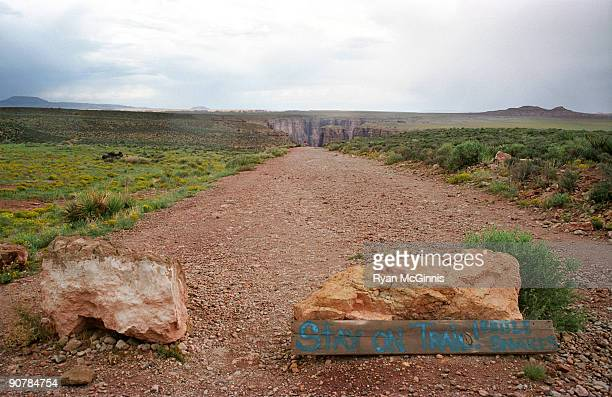 dead indian canyon trail road - ryan mcginnis stock photos and pictures