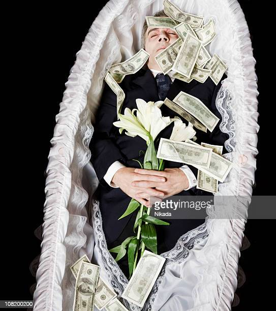 dead man - coffin stock pictures, royalty-free photos & images