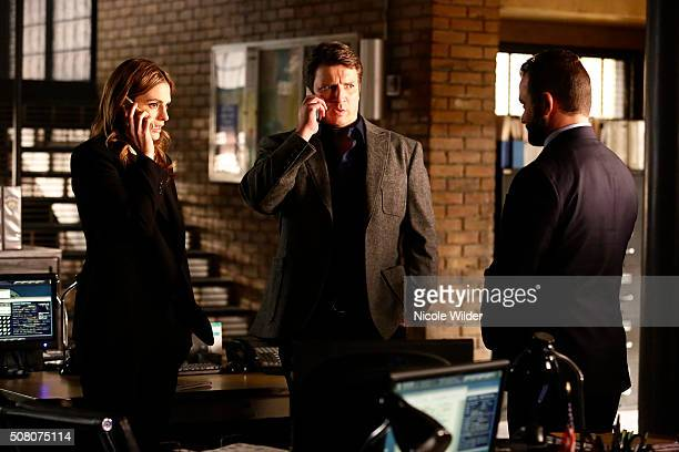 """Dead Red"""" - When the son of a Russian diplomat turns up murdered, Beckett and Castle find themselves in a dangerous game of international crime and..."""
