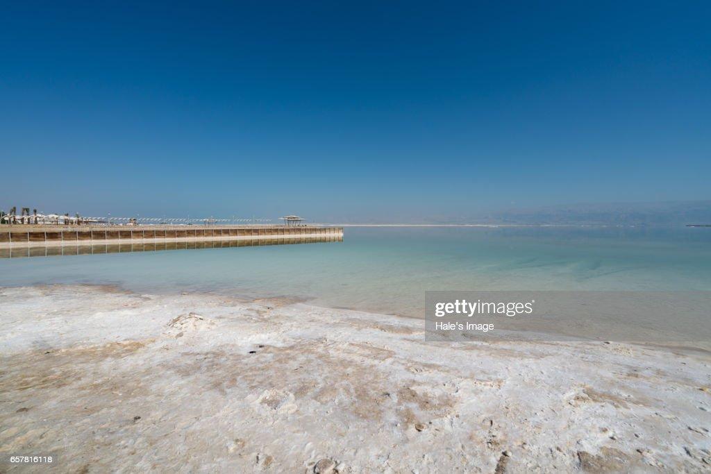 Dead Sea in Israel : Stock Photo