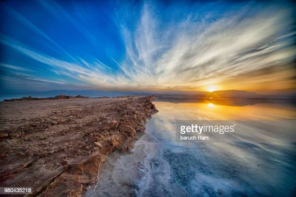 dead sea - barulho stock pictures, royalty-free photos & images